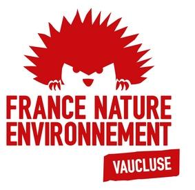 Logo France Nature Environnement Vaucluse