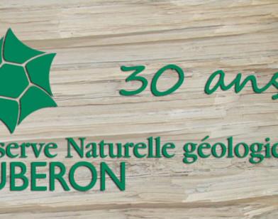 La réserve naturelle géologique a 30 ans !
