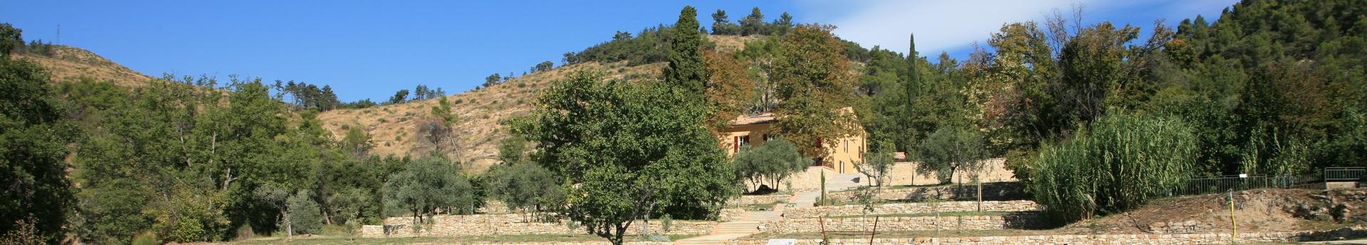 La Maison de la Biodiversité à Manosque - photo PNRL Nathalie Teil