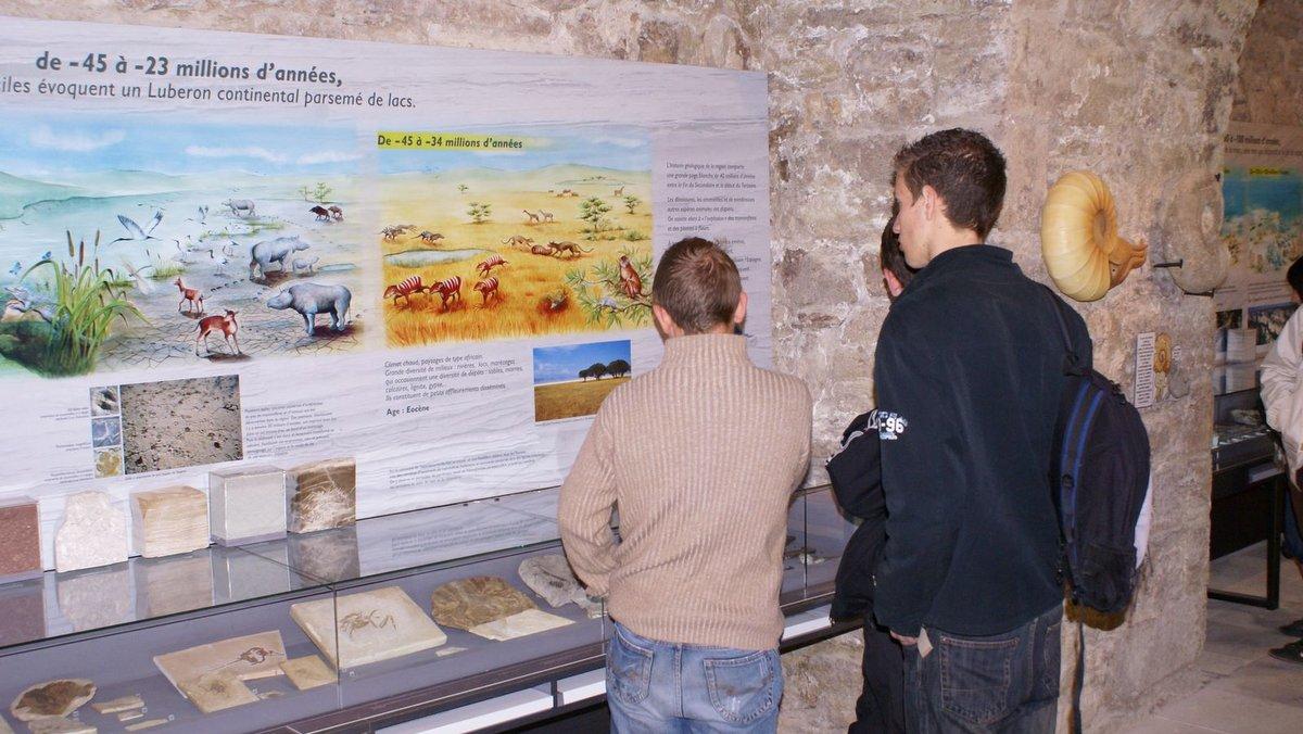 Musée de géologie (photo PNRL - Stéphane Legal)