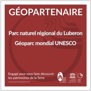 """Résultat de recherche d'images pour """"Logo luberon géopark UNESCO"""""""