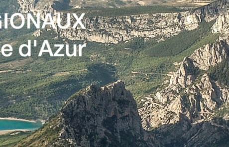 Les parcs naturels régionaux de Provence-Alpes-Côte d'Azur