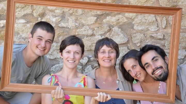 L'équipe de Vélo Loisir Provence (photo VLP)