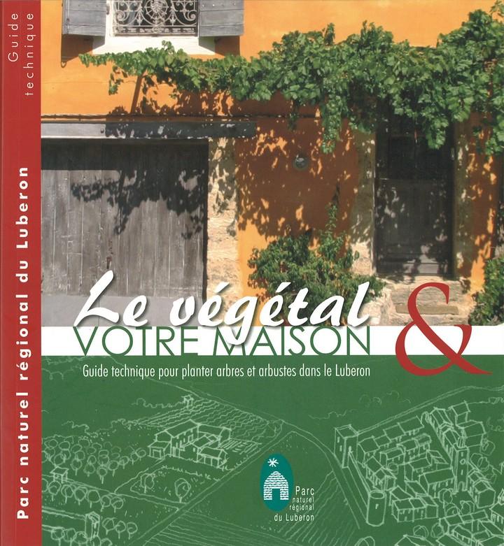 """Couverture du guide """"arbres et arbustes"""""""