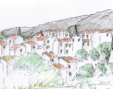 Le plan de paysage Luberon-Lure