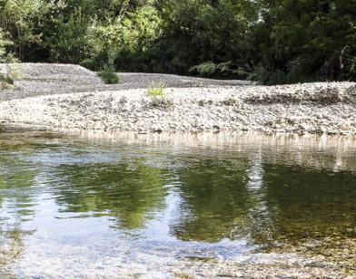 Le bassin versant du Largue et de la Laye