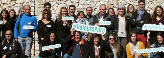 Forum des pros Valeurs Parc © PNRPACA