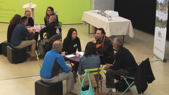 Ateliers lors du Forum des pros 2019 © PNRPACA
