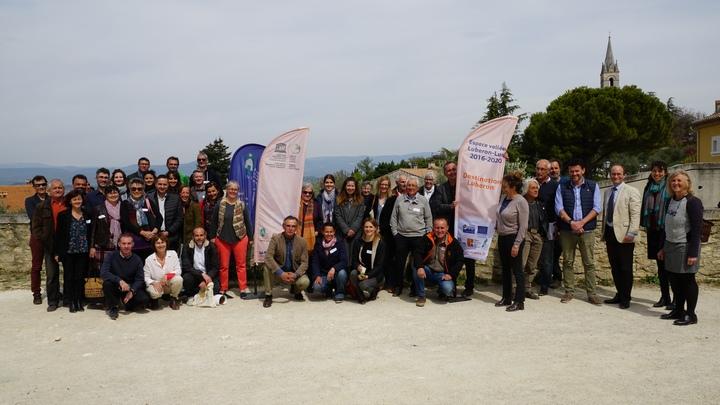 Rencontres du tourisme durable 2019 à Bonnieux - hoto : PNRL - Stéphane Legal
