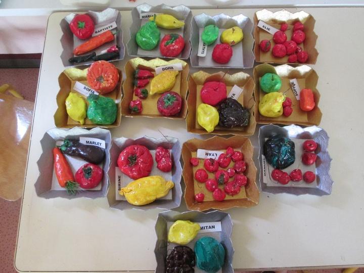 Manger Luberon, c'est bon pour la santé Photo : école Saint Lazare, Manosque