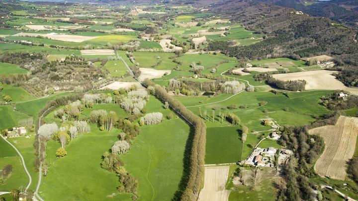 Prairies de l'Encrême à Céreste (photo PNRL Jérôme Brichard)