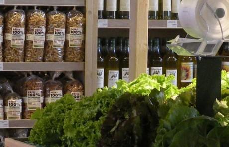 Les magasins de producteurs en Luberon