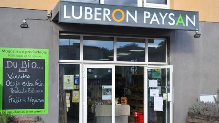 Le Luberon paysan du pays d'Apt (photo Luberon paysan)