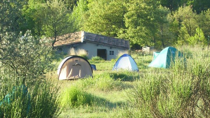 Camping Roumavagi à Cucuron (photo Roumavagi)