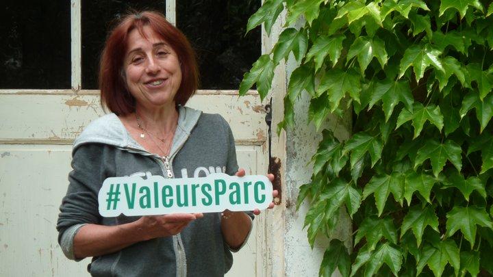 Domaine La Parpaille marquée Valeurs Parc Luberon (photo PNRL Laure Reynaud)