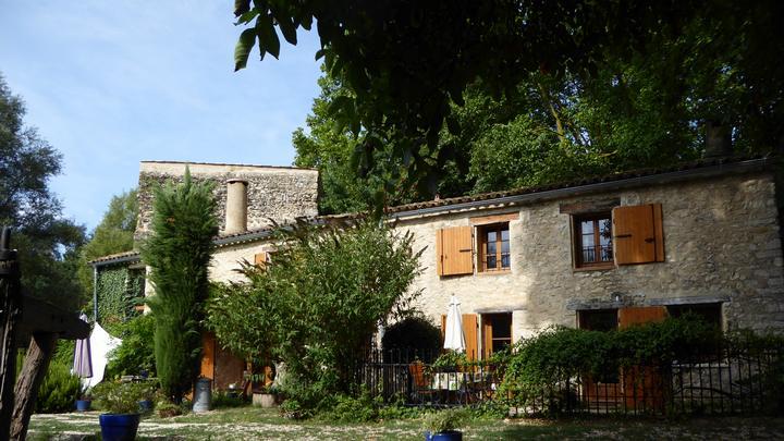 Chambre d'hôtes Le Moulin de Lincel à Saint-Michel l'Observatoire (Photo droits réservés)