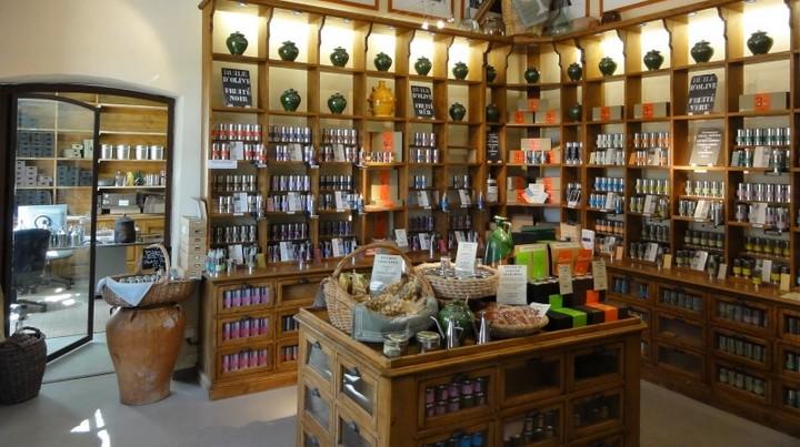 L'écomusée de l'olivier à Volx (photo éco-musée de l'olivier)