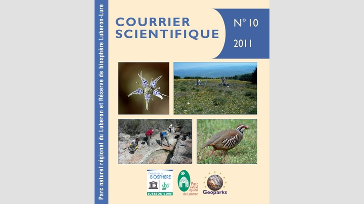 Couverture Courrier scientifique n° 10