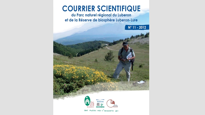 Couverture Courrier scientifique n° 11
