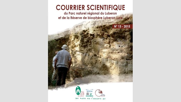 Couverture Courrier scientifique n° 13