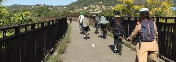 Luberon Labo Vélo (photo PNRL-Nicolas Amblard)