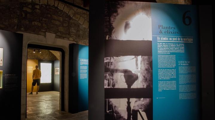 Artemisia Museum à Forcalquier (photo Alain Le Breton)